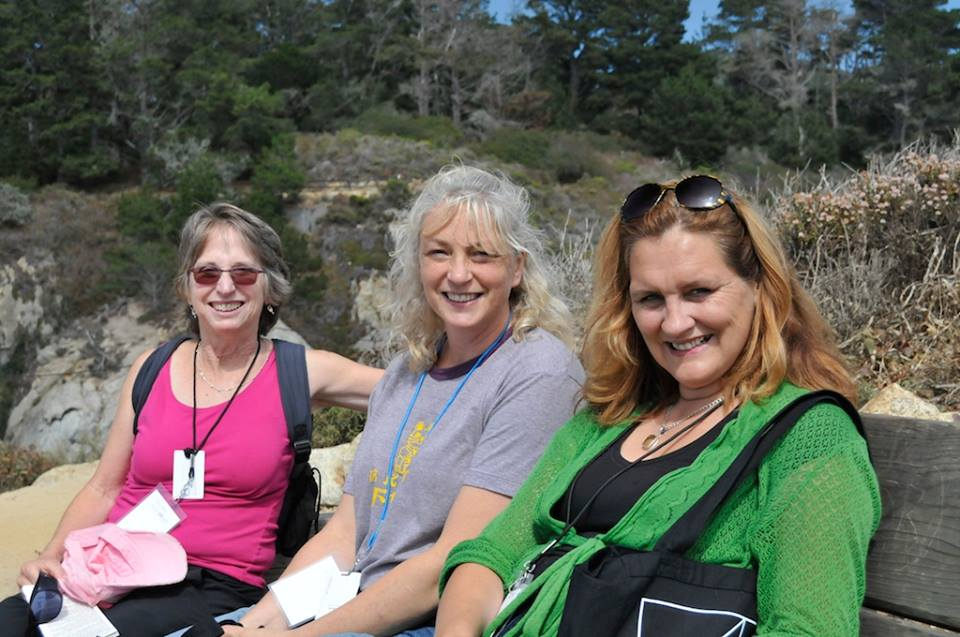 Catamaran Captain Catherine Segurson, Carol Park and Madeleine Head Tour Point Lobos