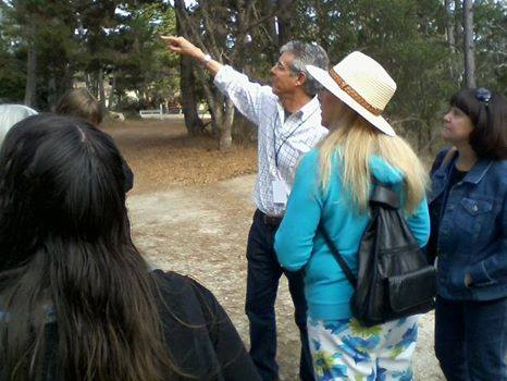 John Moir Teaches Conference Goers To Further Appreciate Nature