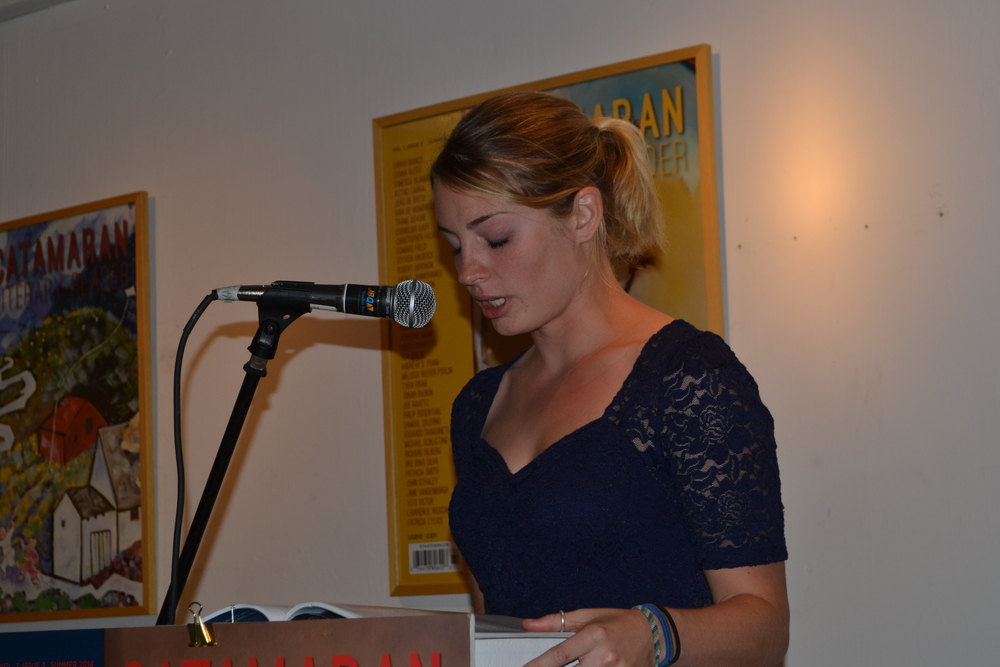 Molly Doyle Reads Sketches of the Arctic Tundra in October