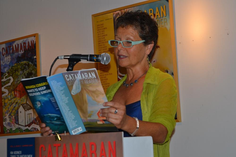 Elizabeth Rosner Reads Gravity