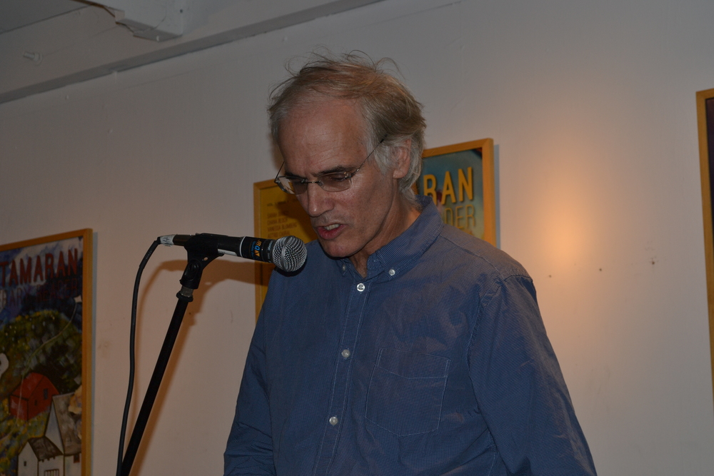 Stephen Woodhams Reads Garden of Verses