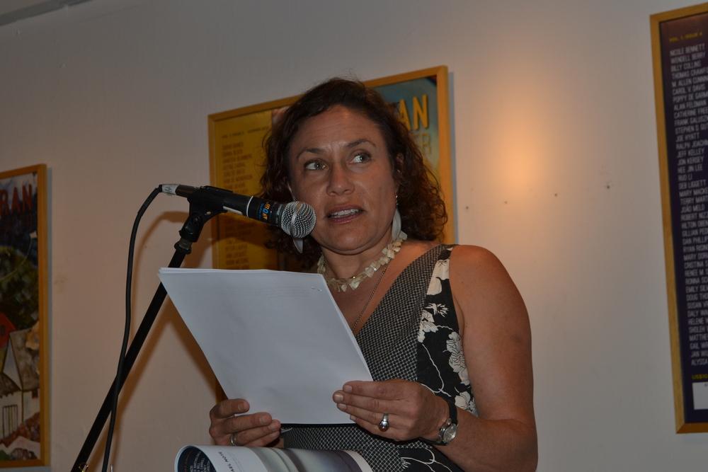 Frances Lefkowitz Reads Dry Season