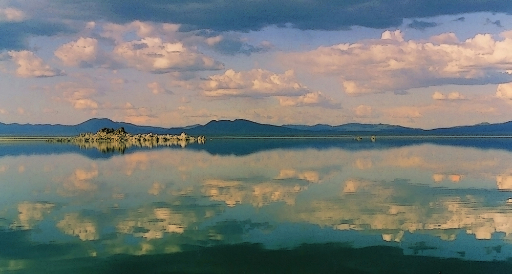 Mono Mirror • Mono Lake, CA