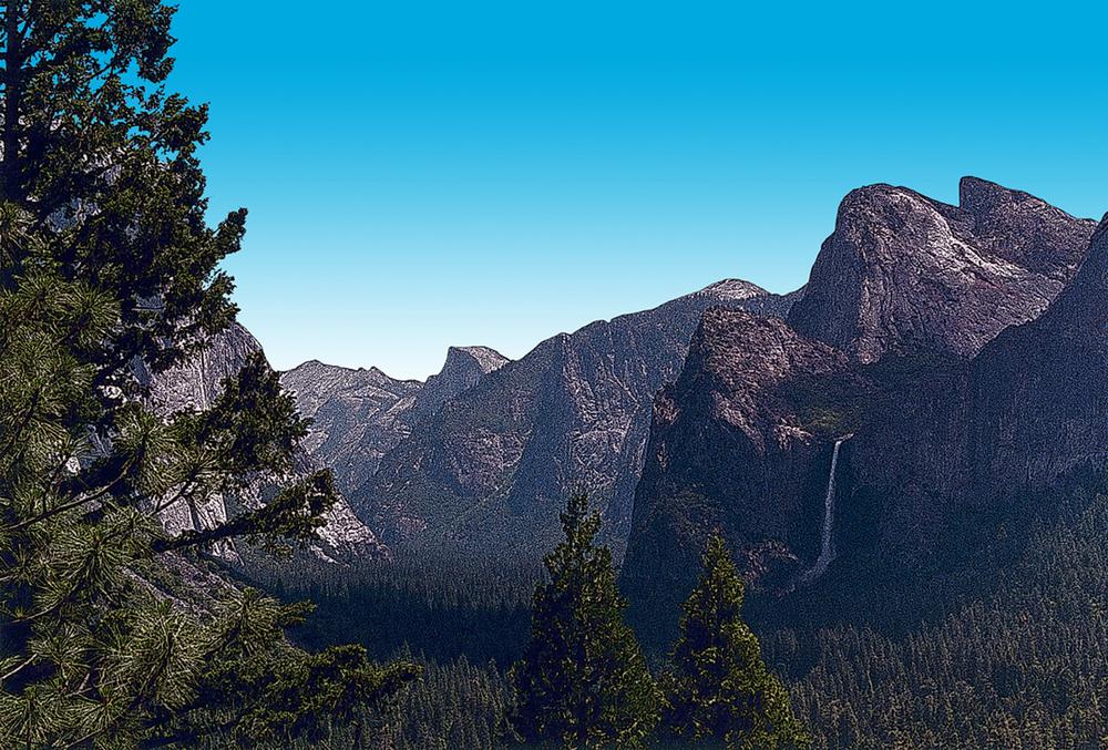 Yosemite Portal