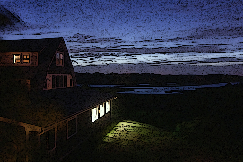 Cape Cod Twilight