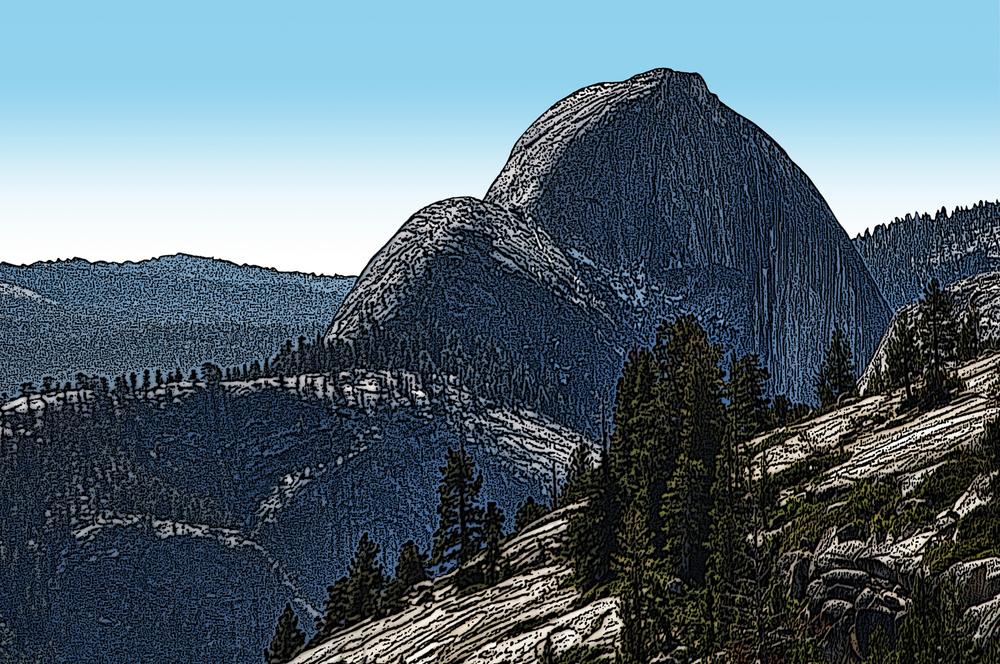 Half Dome • Yosemite