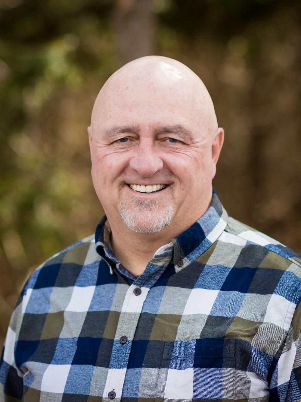 Pastor Chris McCarrick