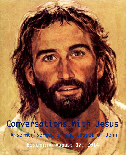 Click here for series on Conversations with Jesus