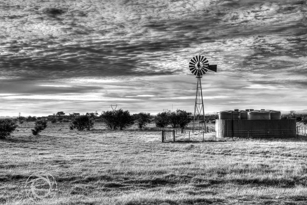 Farm Windmill, Cape Town, My 365 Project
