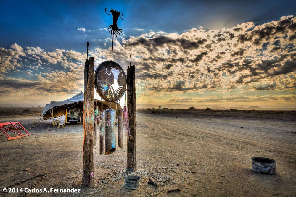 Saying Goodbye to 2014 Afrikaburn - My 365 Project 124/365