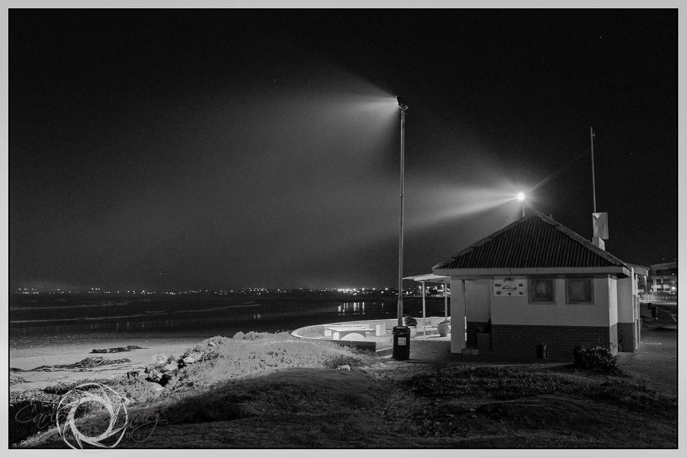 Melkbos Beach at Night 163/365