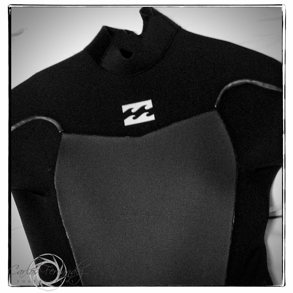 The Old Wetsuit Had to Go - 177/365