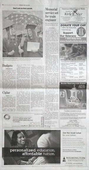 The Philadelphia Inquirer, Tuesday, May 22nd, 2012. Lehigh University held its commencement ceremony in the pouring rain Monday, May 21st, 2012 at Goodman Stadium.
