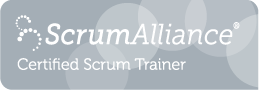 Certified Scrum Trainer Logo