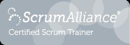 Certified Scrum Trainer Logo