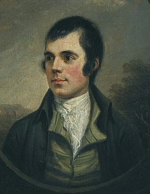 Robert Burns by Alexander Nasmyth, 1787 Scottish National Portrait Gallery