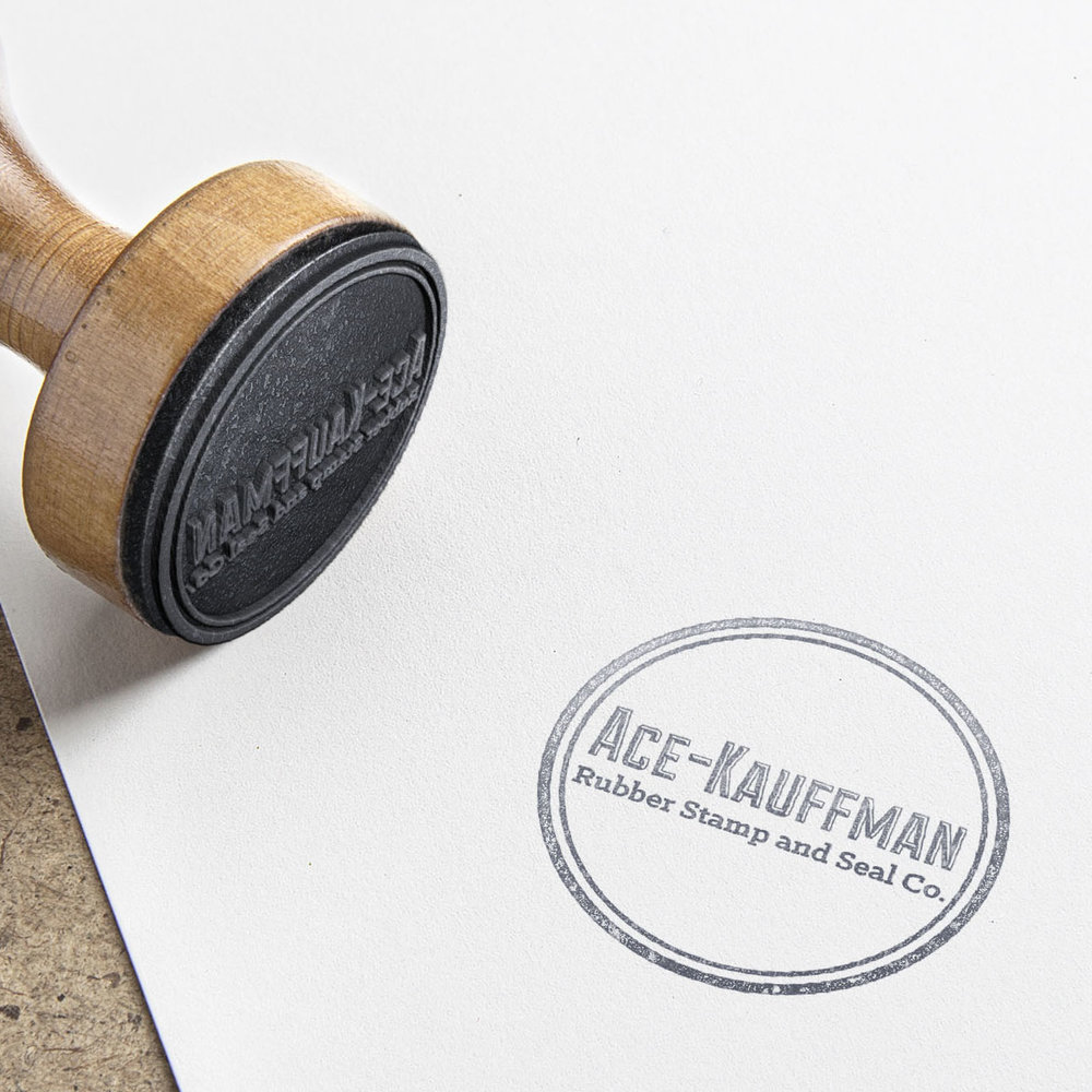Ace-Kaufman | UX Design   Redesign of a local business site adapting to current e-commerce trends. After more than 100 years of service this rubber stamp company is modernizing.