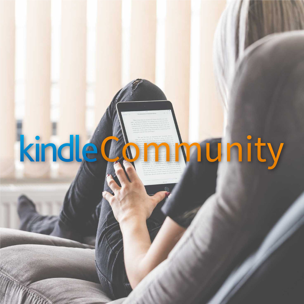 Kindle Community | UX Design   Designed on-spec, this project addresses the way in which we discuss what we read with other.