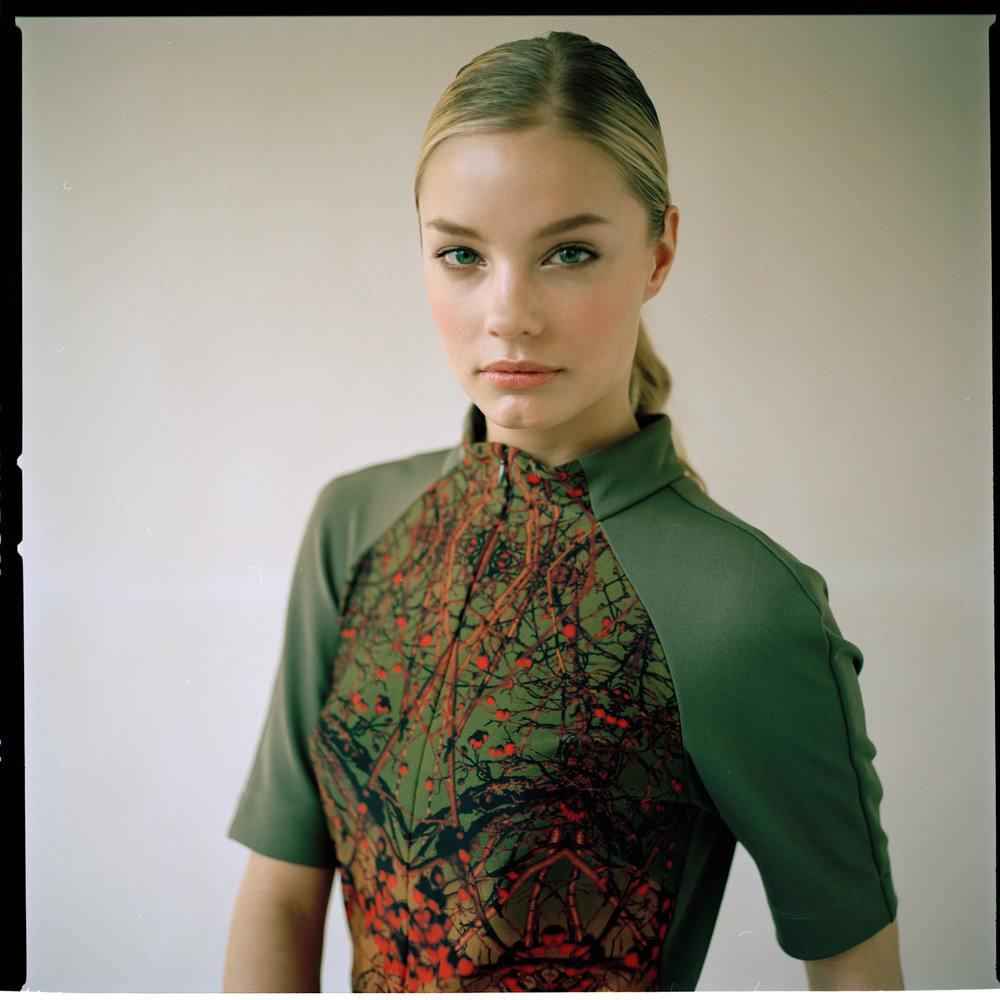 Holly Horne | Kodak Portra 120 | Hasselblad