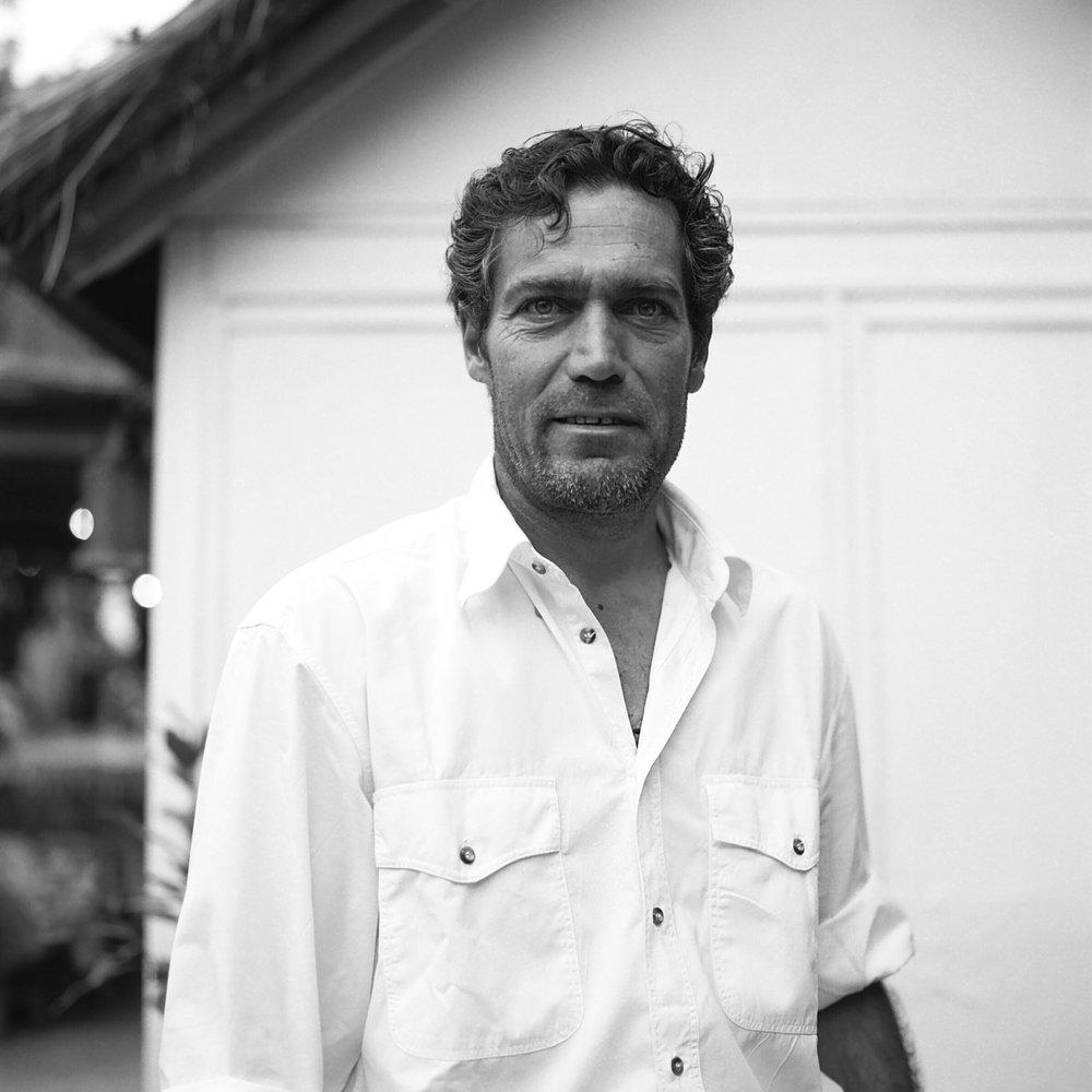 Portrait of Marco from Madeira's Farm Community by Dan Korkelia