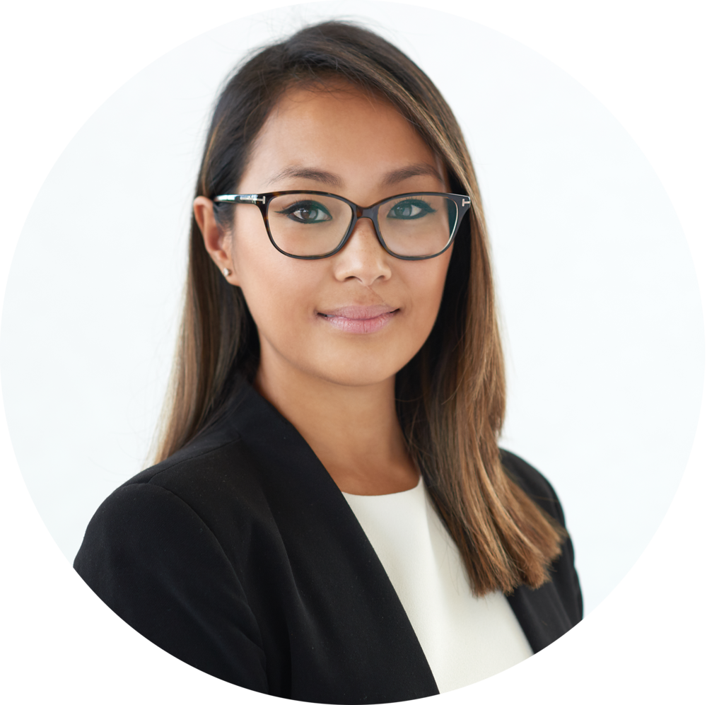 LinkedIn Headshot of Minai Bui from Google