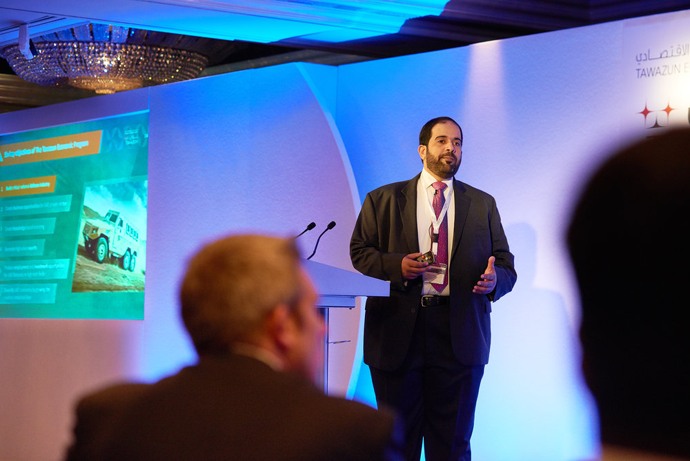 Defense Contractors Event at Jumeirah Carton Hotel in London