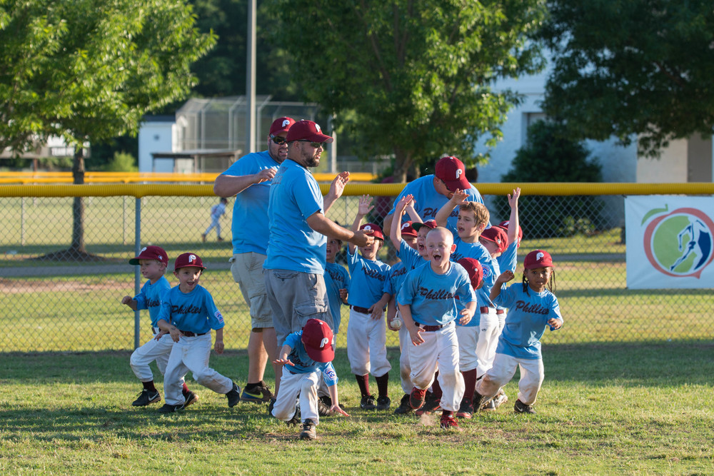WRALL Warner Robins Little League | Sports Photography 9