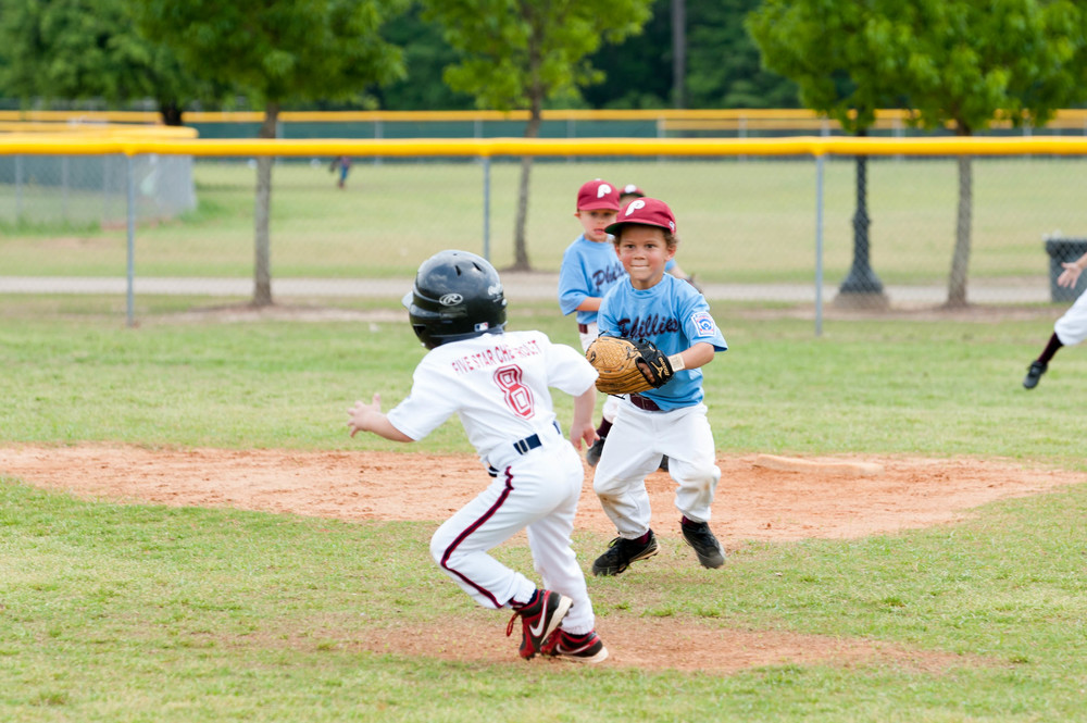 WRALL Warner Robins Little League | Sports Photography 7