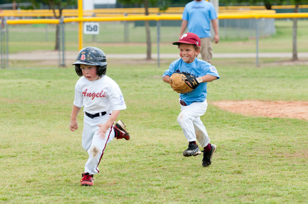 WRALL Warner Robins Little League | Sports Photography 8