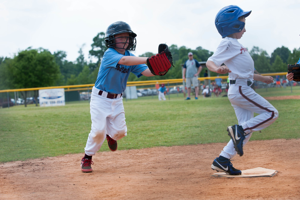 WRALL Warner Robins Little League | Sports Photography 10