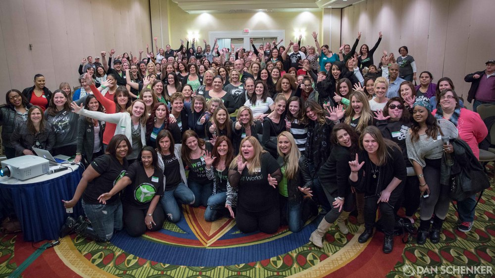 New Jersey's largest It Works! Global event -- the 2014 One Team One Mission in Whippany, NJ