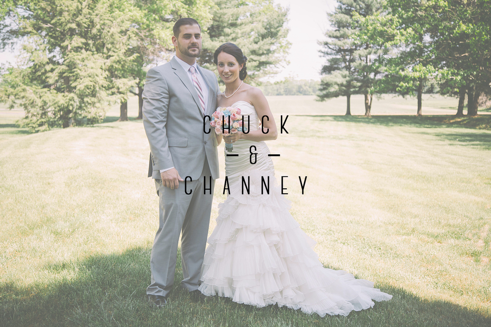Chuck & Channey, an intimate South Jersey courthouse wedding.