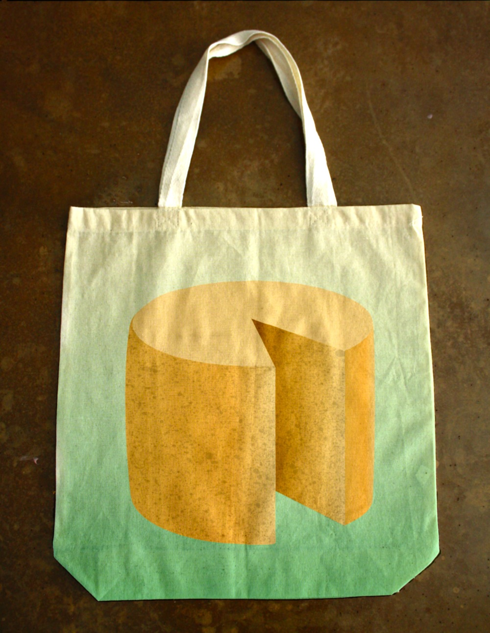 Tote: Cheese
