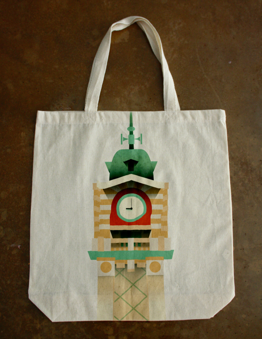 Tote: Tower
