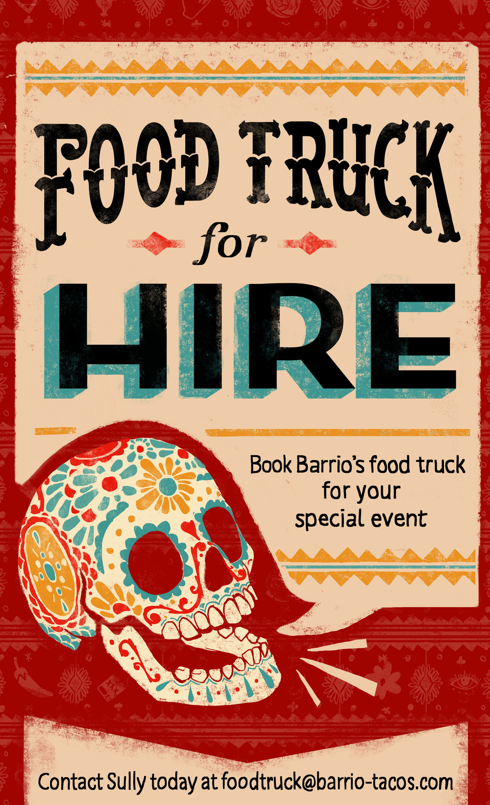 Sarah-Pierce-TinyPinata-Barrio-Foodtruck-poster