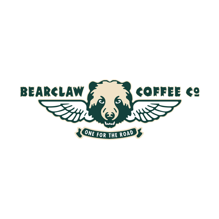 Bearclaw Coffee Company logo