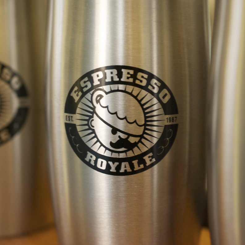 Espresso Royale Travel Mug
