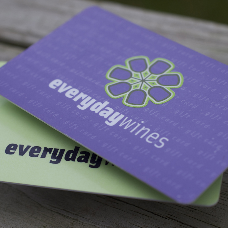 Everyday Wines gift cards