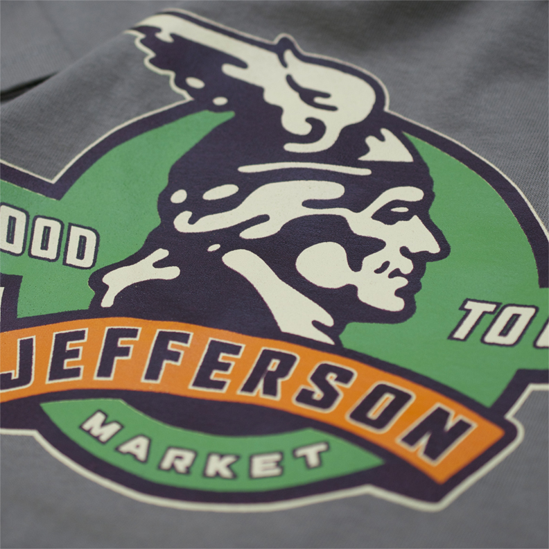 Jefferson Market tee shirt