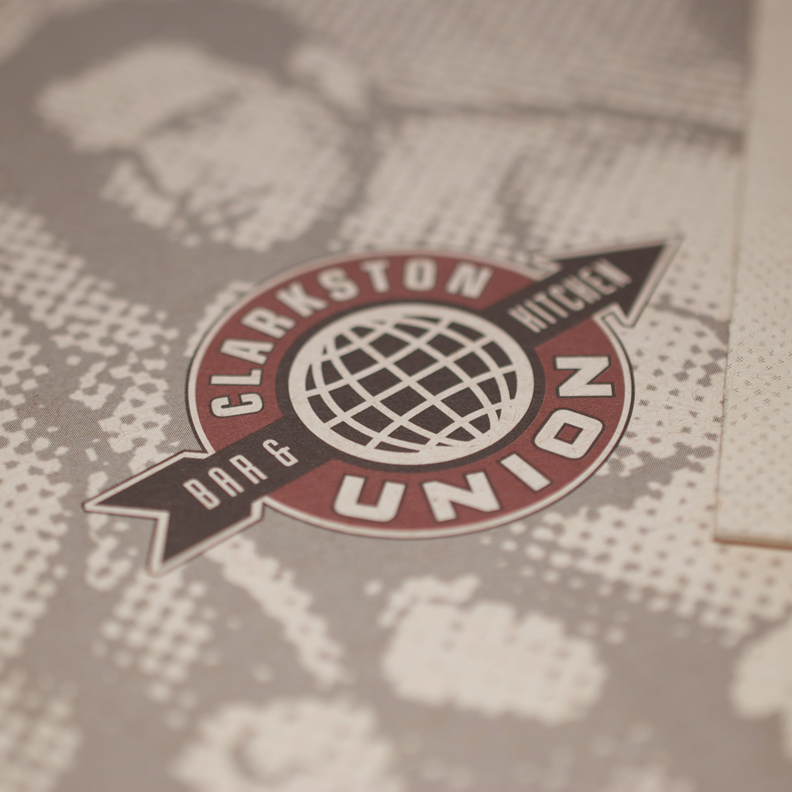 Clarkston Union menu