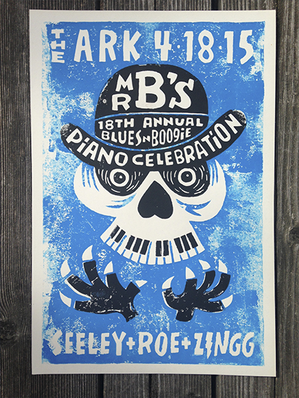 Mr. B's 18th Annual Blues & Boogie Piano Celebration