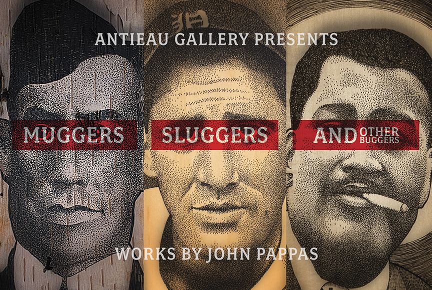 Antieau Gallery show announcement