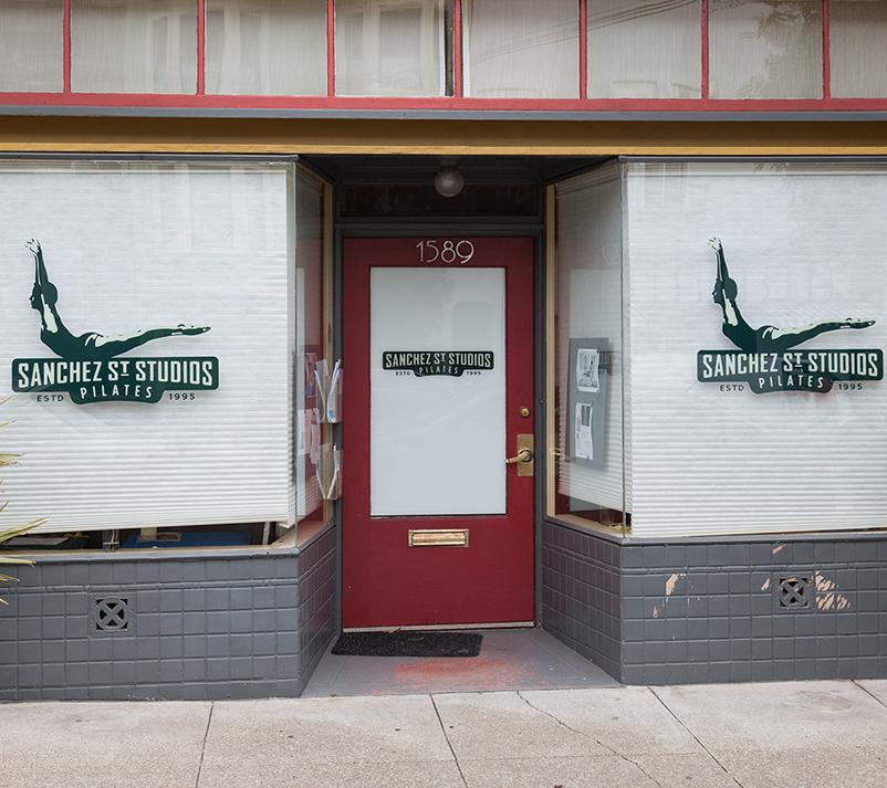 Sanchez Street Studios Signage 1