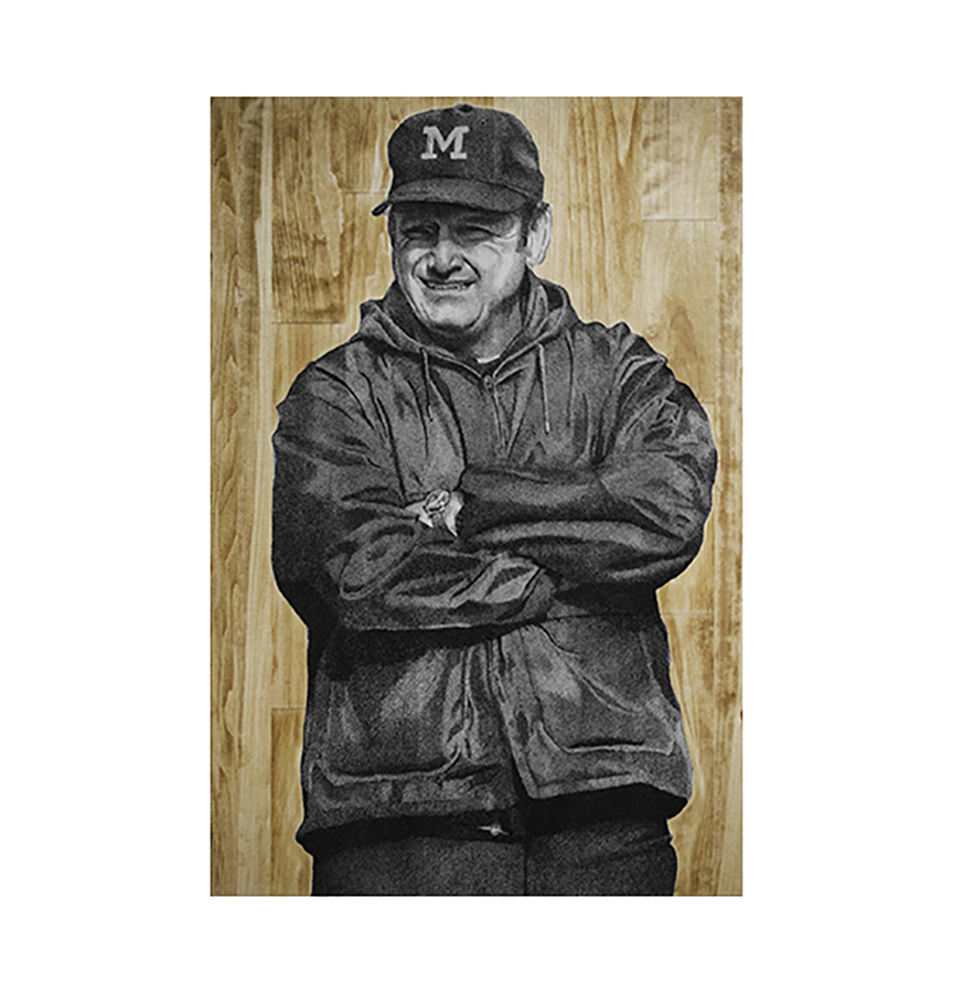 Bo Schembechler for the Ann Arbor Convention & Visitors Bureau