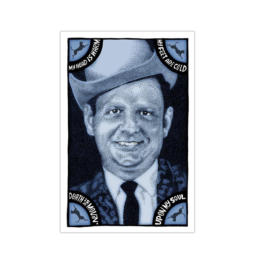 Posthumous Portrait: Ralph Stanley