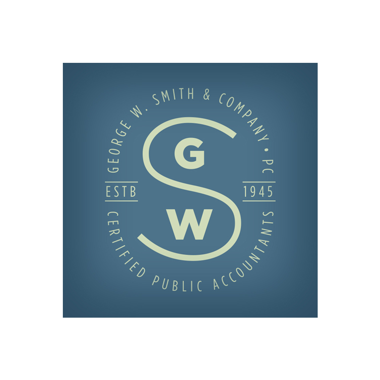 Geroge W. Smith & Company Logo Design