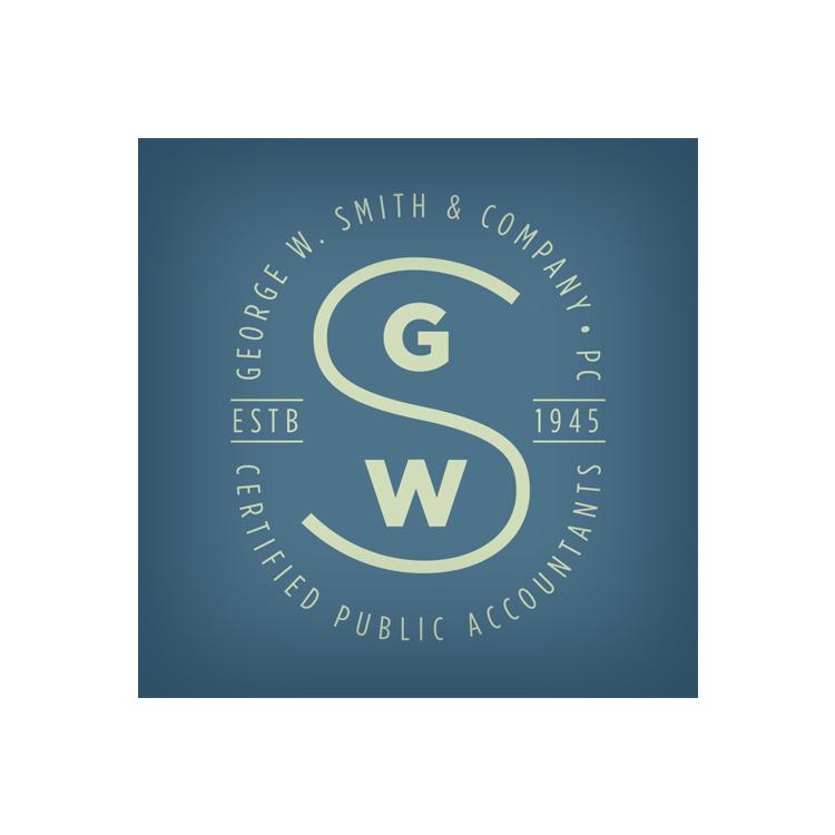 Geroge W. Smith & Company Logo Design