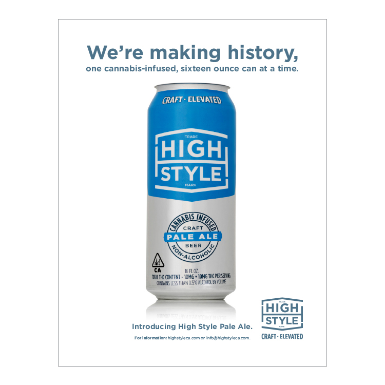 High Style introductory ad