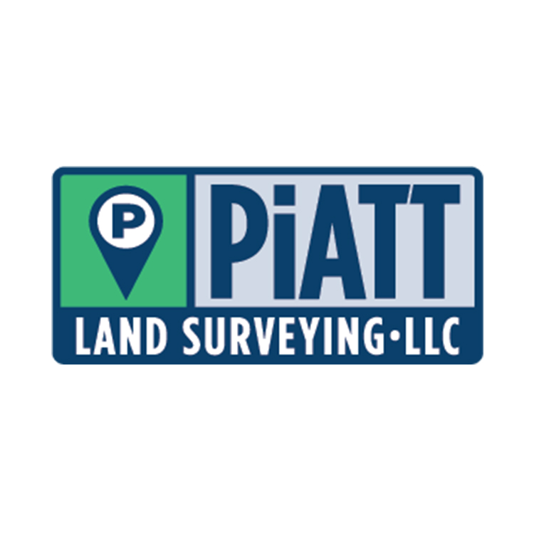 Piatt Land Surveying Logo