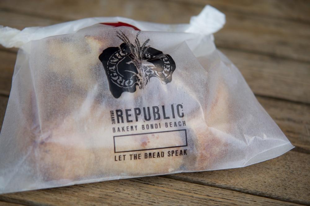 Photo courtesy of Organic Bakery Republic.